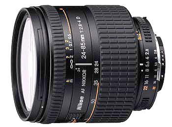 Nikon AF Nikkor 24-85mm f/2.8-4 AF