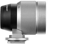 Leica Hľadáčik pre objektívy s ohniskovou vzdialenosťou 21/24/28mm, Strieborný