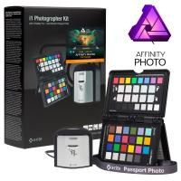 X-Rite i1 Photographer Kit Display Pro + ColourChecker Passport
