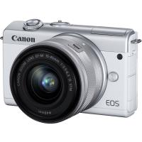Canon EOS M200 + EF-M 15-45mm F3.5-6.3 IS STM, Biely kit