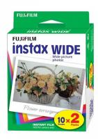 Fujifilm Instax Wide Film Color lesklý Instantný film 2x10 2PACK
