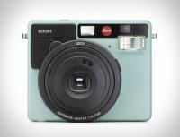 Leica SOFORT Instant Camera, mint green