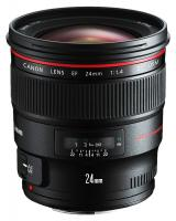 Canon EF 24mm f/1.4L II USM + CASHBACK 200€! + Virtual Kit Promotion!