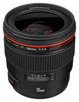 Canon EF 35mm f/1.4L USM + Virtual Kit Promotion!