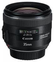 Canon EF 35mm f/2.0 IS USM + CASHBACK 60€! + Virtual Kit Promotion!