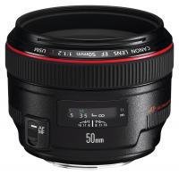 Canon EF 50mm f/1.2L USM + CASHBACK 150€! + Virtual Kit Promotion!