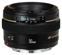 Canon EF 50mm f/1.4 USM + CASHBACK 60€! + Virtual Kit Promotion!