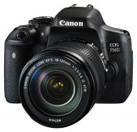 Canon EOS 750D + EF-S 18-135mm f/3.5-5.6 IS STM + CASHBACK 50€!