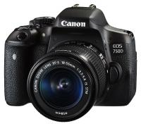 Canon EOS 750D + EF-S 18-55mm f/3.5-5.6 IS STM + CASHBACK 50€!