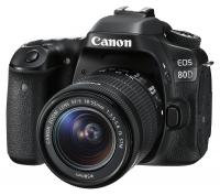 Canon EOS 80D + EF-S 18-55mm f/3.5-5.6 IS STM  CASHBACK 100 €