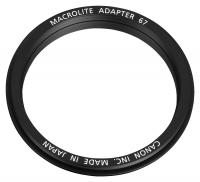 Canon Macrolite Adapter 67, Adaptér 67mm