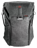 Peak Design THE EVERYDAY BACKPACK 30L  - Batoh, Tmavo šedá