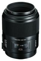 Sony A 100mm f/2.8 Macro (Full Frame, A-Mount)  CASHBACK 100€