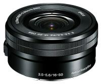 Sony E PZ 16-50mm f/3.5-5.6 OSS (APS-C, E-Mount)