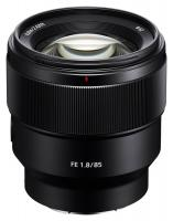 Sony FE 85mm f/1.8 (Full Frame, E-Mount) CASHBACK 50 €