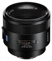 Sony A Planar T* 50mm f/1.4 ZA SSM (ZEISS, Full Frame, A-Mount) + CASHBACK 150€!