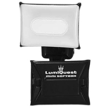 LumiQuest Mini Softbox + UltraStrap