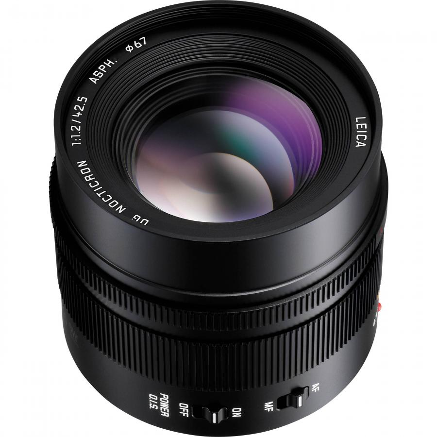 Panasonic Leica DG NOCTICRON 42,5mm f/1.2 ASPH. POWER O.I.S.