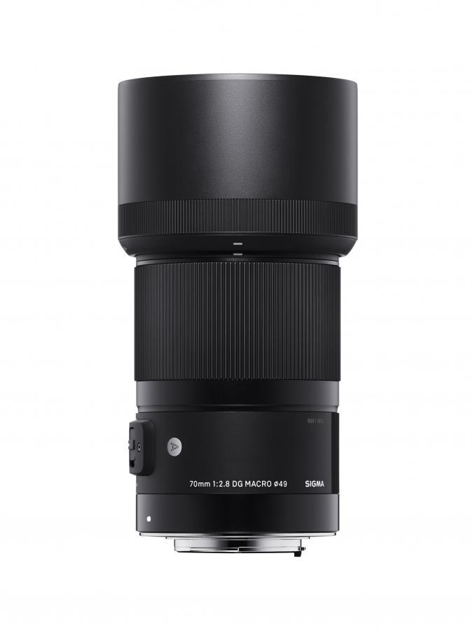 Sigma 70mm f/2.8 DG Macro ART , baj. Sony E