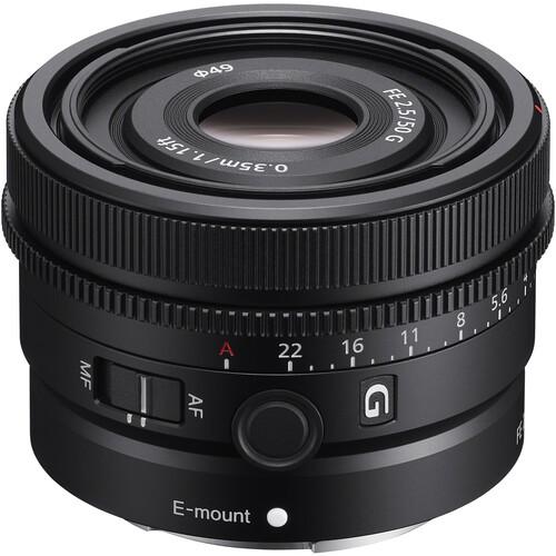 Sony FE 50 mm F2,5 G (Full Frame, E-Mount)
