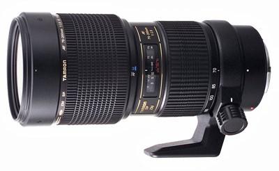 Tamron SP 70-200mm f/2.8 Di LD IF Macro, baj. Canon