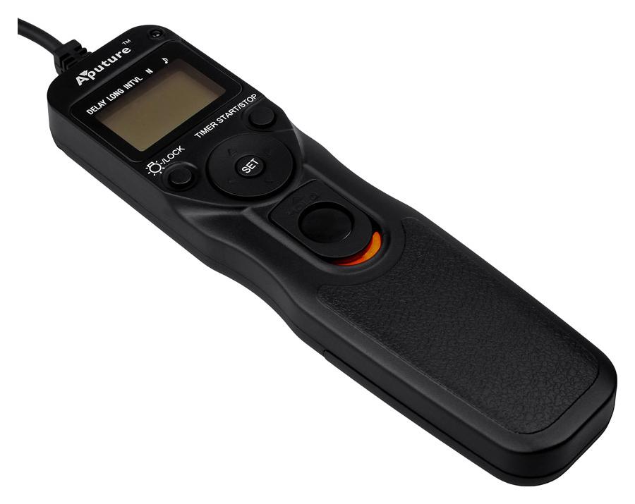 Aputure Digital Timer Remote AP-TR3N - Káblová spúšť s časovačom (Nikon)
