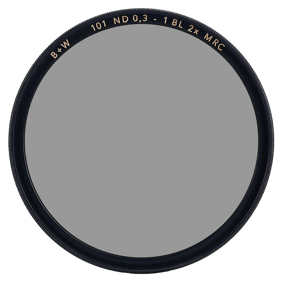 B+W ND filter 122mm F-Pro DIGITAL 101 ND 2x MRC