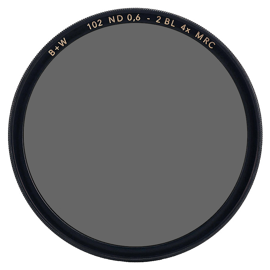 B+W ND filter 105mm F-Pro DIGITAL 102 ND 4x MRC