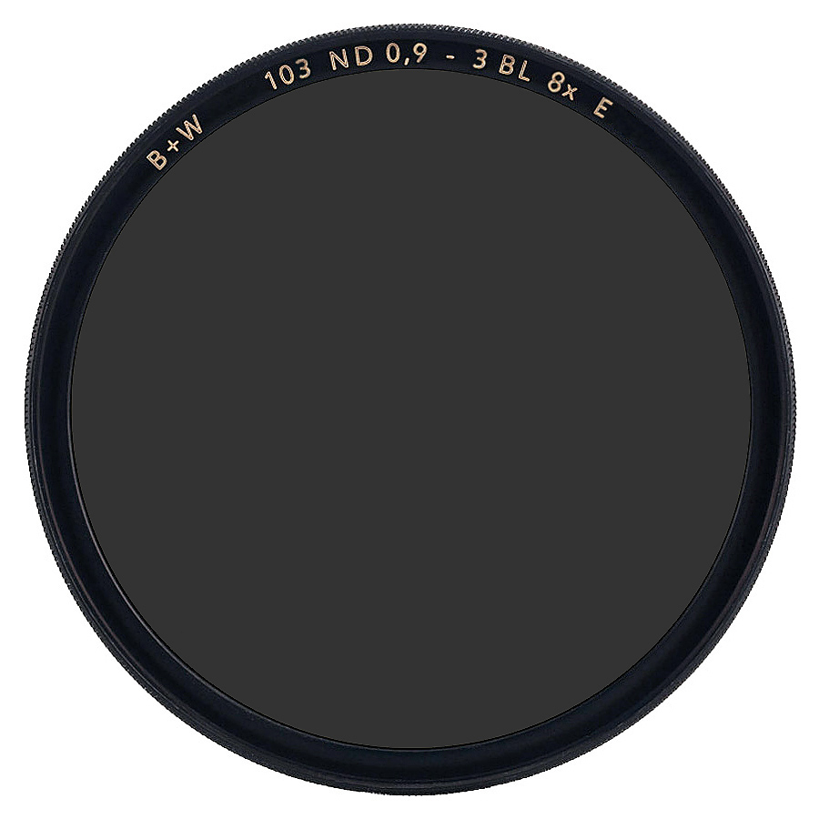 B+W ND filter 72mm F-Pro DIGITAL 103 ND 8x E