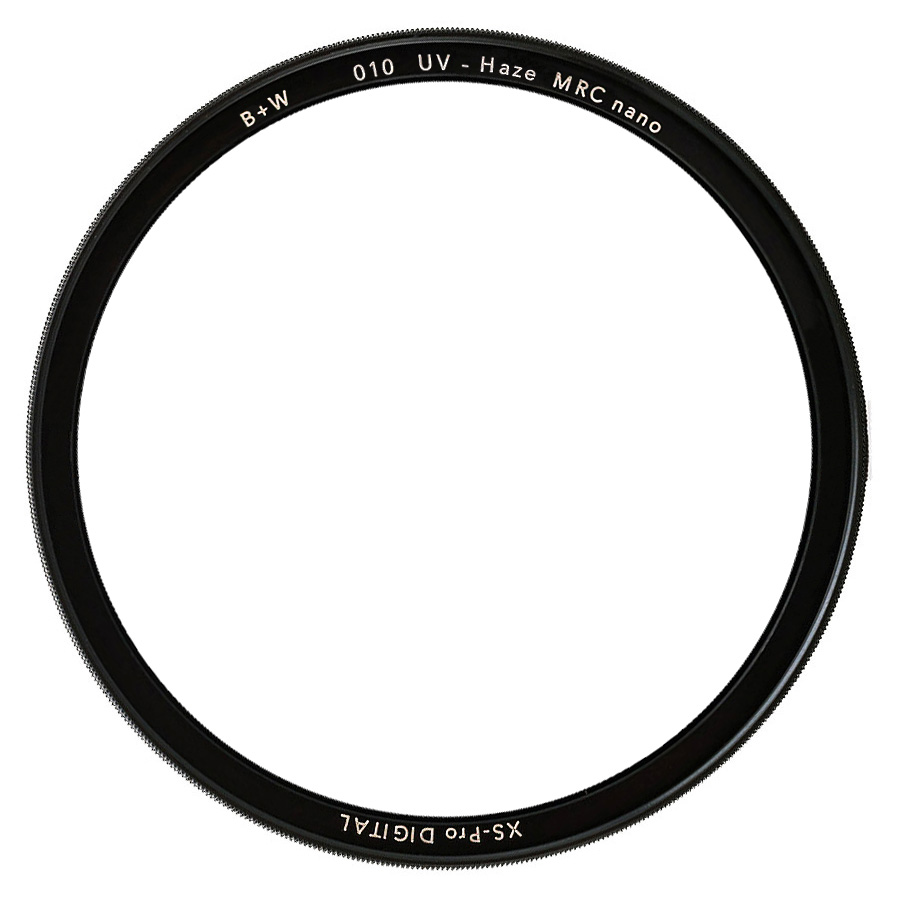 B+W UV filter 86mm XS-Pro DIGITAL 010 UV MRC Nano