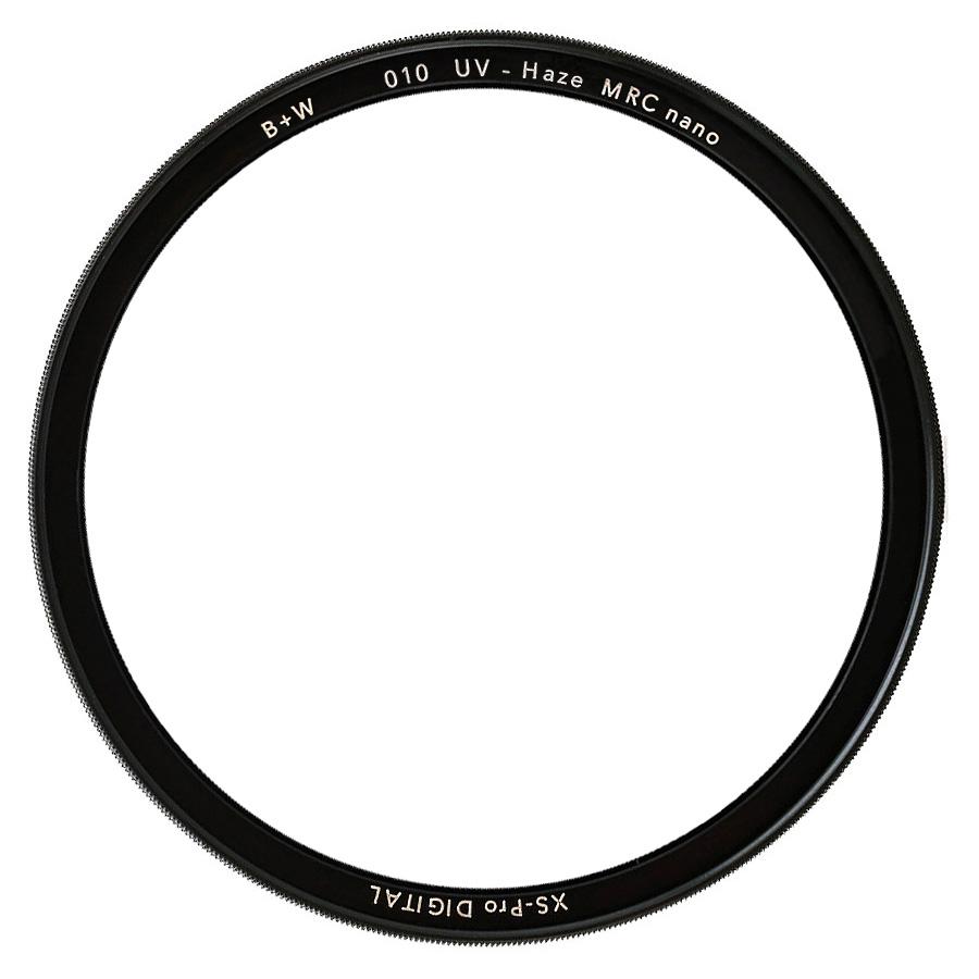 B+W UV filter 58mm XS-Pro DIGITAL 010 UV MRC Nano