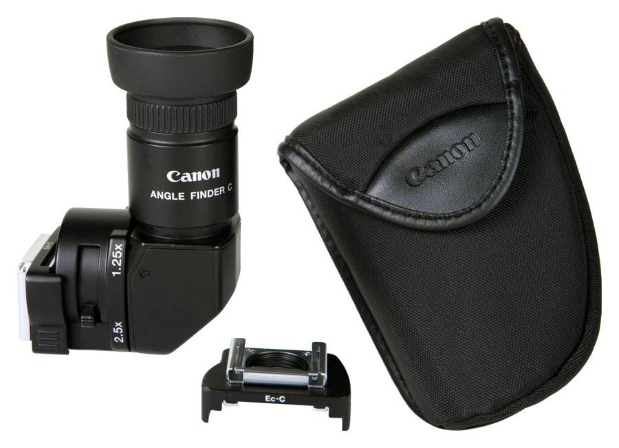 Canon Angle Finder C Uhlový hľadáčik