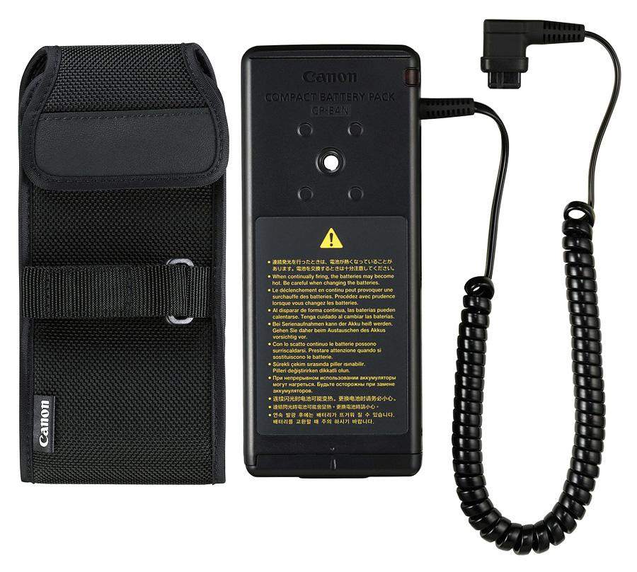 Canon CP-E4 Zdroj pre Speedlight 580EXII