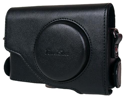 Canon DCC-1550 Kožené puzdro, Čierne