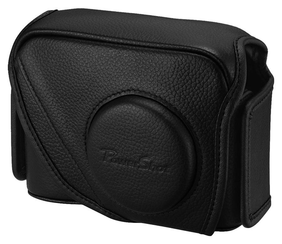 Canon DCC-1620 Kožené puzdro, Čierne