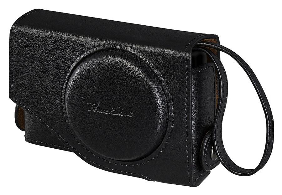 Canon DCC-1920 Kožené puzdro pre PowerShot S120, Čierne