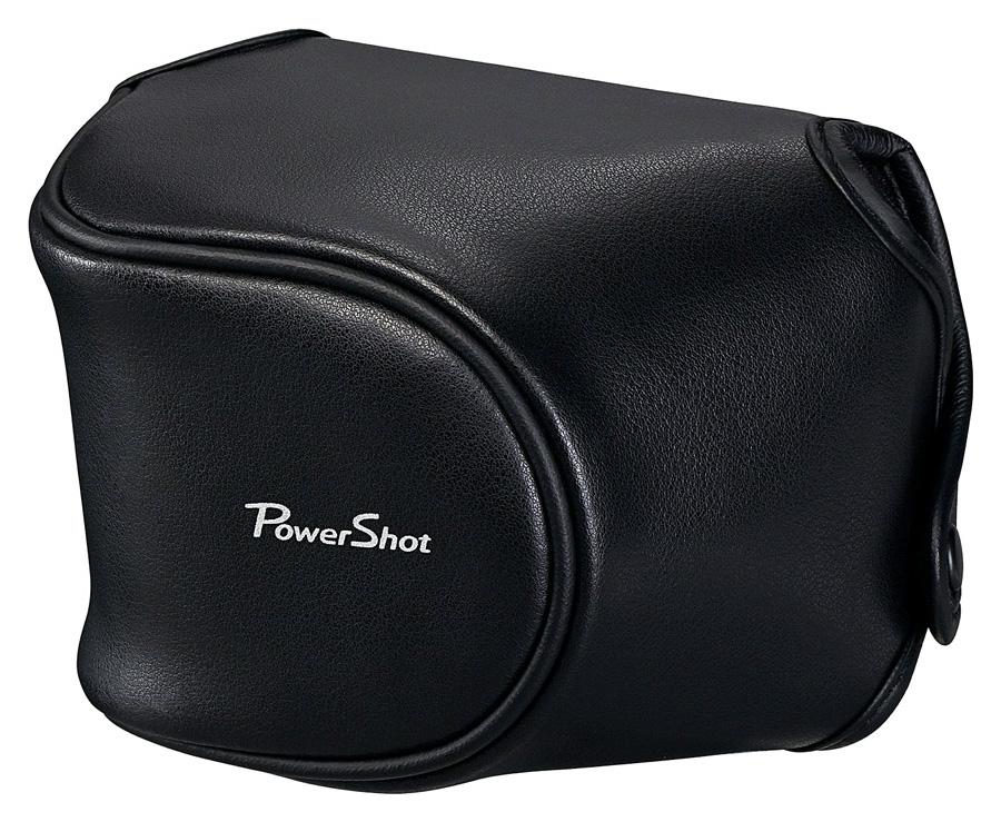 Canon DCC-970 Kožené puzdro pre PowerShot SX510 HS, Čierne