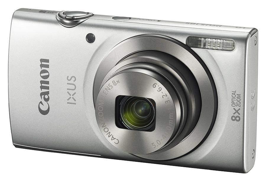 Canon Digital IXUS 185, červený Essential Kit