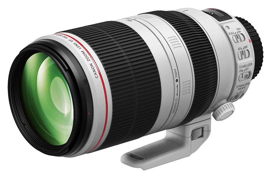 Canon EF 100-400mm f/4.5-5.6L IS II USM + Cashback 250 €