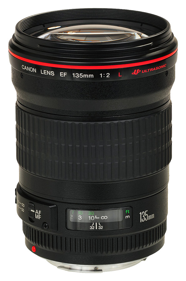 Canon EF 135mm f/2.0L USM + Virtual Kit Promotion!