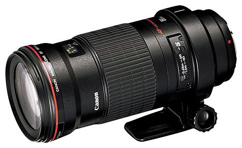 Canon EF 180mm f/3.5L Macro USM + Virtual Kit Promotion!