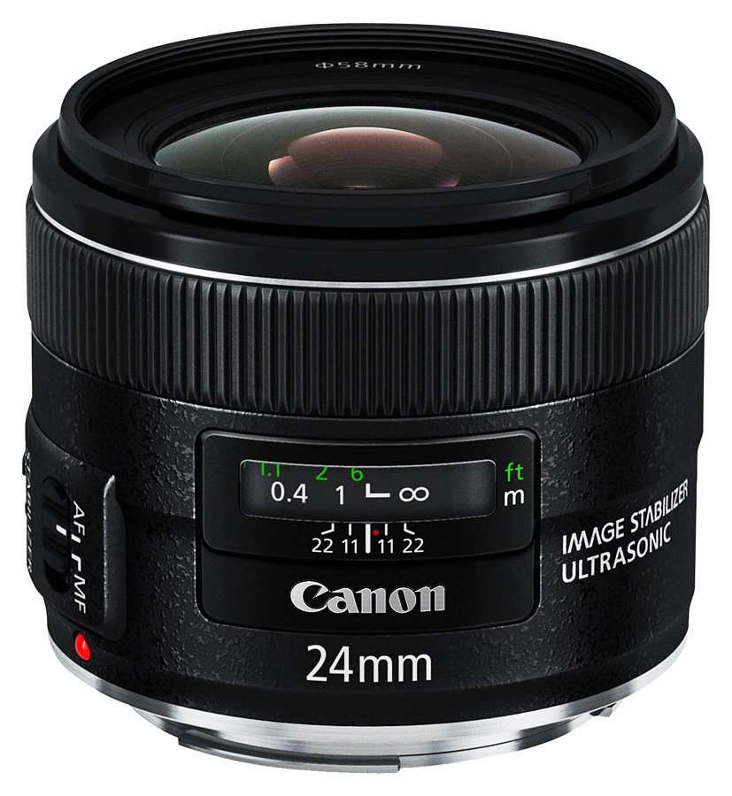 Canon EF 24mm f/2.8 IS USM + Virtual Kit Promotion!