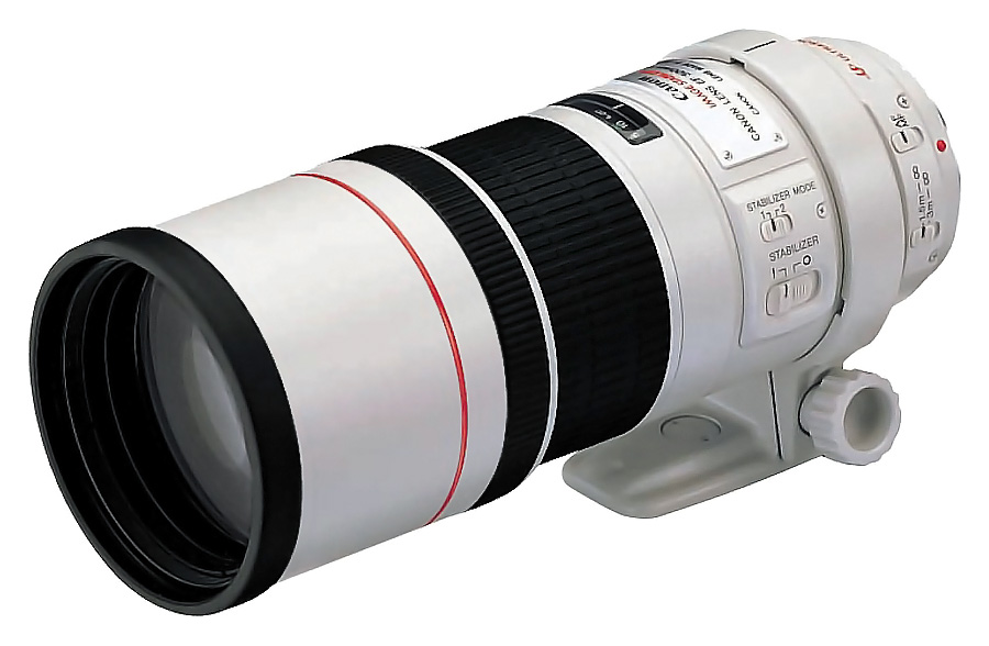 Canon EF 300mm f/4.0L IS USM + Virtual Kit Promotion!