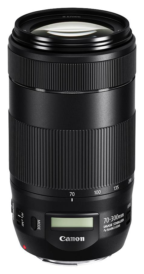 Canon EF 70-300mm f/4.0-5.6 IS II nano USM