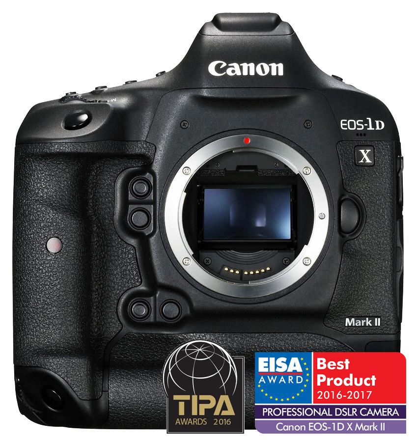 Canon EOS 1D X Mk.II - Telo