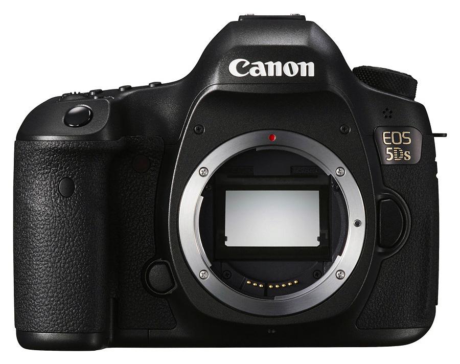 Canon EOS 5Ds, Telo
