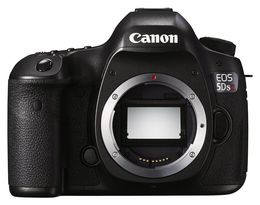 Canon EOS 5Ds R - Telo