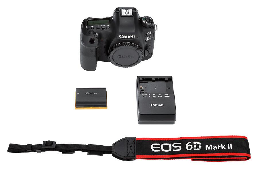 Canon EOS 6D Mk.II - Telo + CASHBACK 150 € - PRO.Laika 91e618eab67