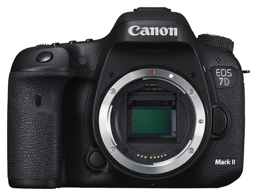 Canon EOS 7D Mk.II + EF 50/1,8 STM zdarma