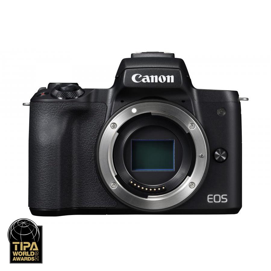 Canon EOS M50 Telo, Čierne